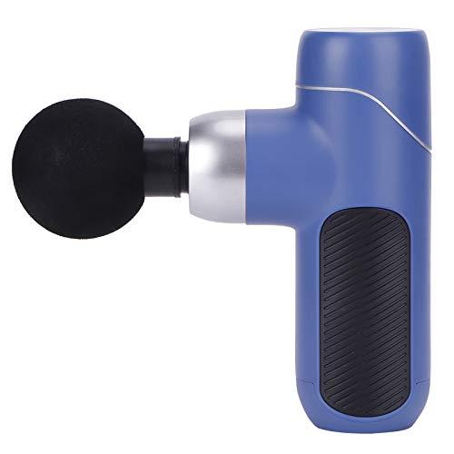 Haowecib Estimulador Muscular, Mini masajeador eléctrico Ajustable, 4 velocidades de Alivio de...