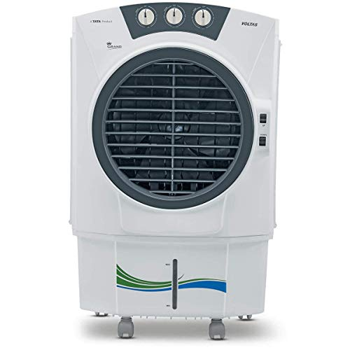 Voltas Grand 72 Desert Cooler - 72L, Off-White