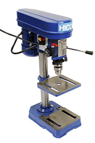 HICO 8-Inch Bench Top Drill Press 5...