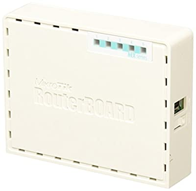 Mikrotik hEX RB750Gr3 5-port Ethernet Gigabit Router