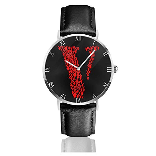 Playboi Carti Relojes Unisex Reloj de Moda Ultrafino