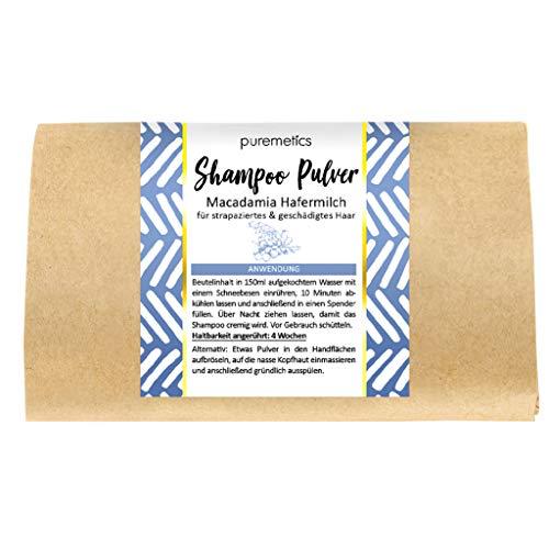 puremetics Zero Waste Shampoo Pulver