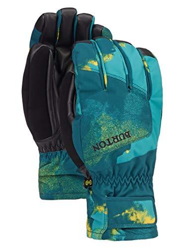 Burton Herren Thermo-Unterhandschuhe mit Touchscreen, Herren, Snowboardhandschuhe, Men's Profile Under Glove, 92 Air, Small