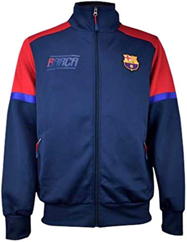 Sweatshirts FC. Barcelona 2019 - Produckt Lizenziert Lizenziert Lizenziert - Kindergröße 10 - Messugen Brust 38 - Insgesamt Lang 48 cm. - 100% Polyester B07JQR6XGT  Für Ihre Wahl 0676a1