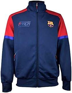Sudadera Plus nº 1 FC. Barcelona - Producto con Licencia - Adulto Talla XL - Medidas Pecho 55 - Total Largo 75 cm. - 100% Polyester