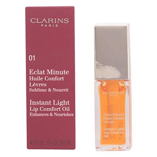 Clarins Eclat Minute Huile Confort Lèvres 04...