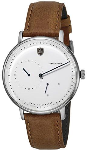 [ドゥッファ] 腕時計 DF-9017-05 正規輸入品 ブラウン