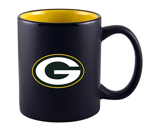 Duck House Offizielle Green Bay Packers Tasse, Becher, Mug Two Tone