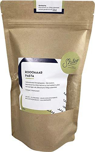 Shileo Low-Carb Konjak Nudeln/Shirataki, kalorienarm, exklusiv getrocknet (5x 210g)
