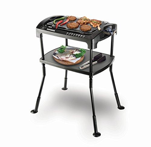Telefunken M06474 Barbecue Elettriche, 2000 watts