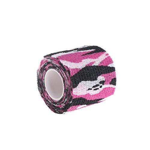 Yiwann cinta kinesiológica cinta elástica venda para ejercicio, 1 ro