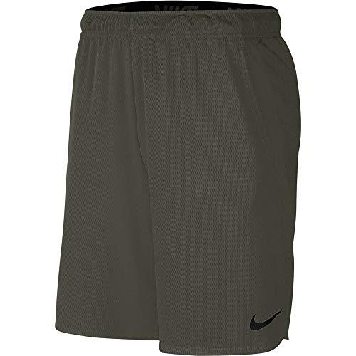 Nike M Nk Dry Short 4.0 Sport Shorts, Hombre,Verde, L