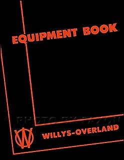 1946-1949 Willys Jeep Equipment Manual Reprint CJ-2A & Truck
