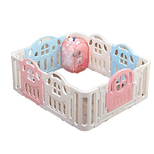 Buy Cheap Sunsamy Baby Playpen Children's Playground Equipment Kids Fence Indoor Foldable Children's...
