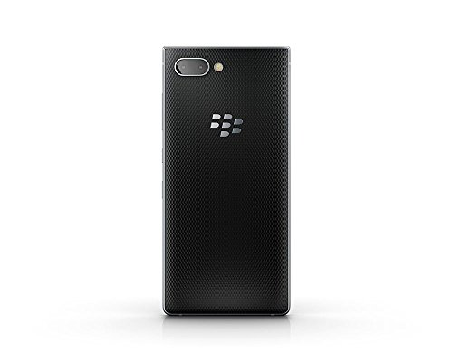 BlackBerry KEY2 Silver 64GB 【日本正規代理店品】 BBF 100-8 Android SIMフリー スマートフォン Dual SIM QWERTY キーボード BBF100-8
