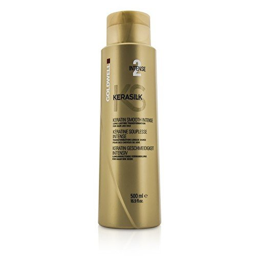Goldwell Kerasilk Keratin Smooth Intense - Long Lasting Transformation (For Hair Like Silk) 500ml