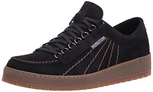 Mephisto Blaue Rainbow Sneaker