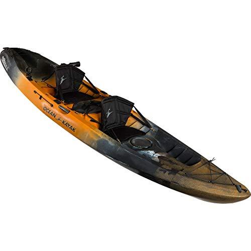 Ocean Kayak Malibu Two XL Angler (Orange Camo, 13 Feet 4 Inches)