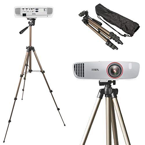 TronicXL Tripod19P projector beamer statief houder standaard compatibel met bijvoorbeeld BenQ Asus Acer Epson Panasonic Philips WiMiUS TOUMEI Merisny QKK OTHA Android Aiptek