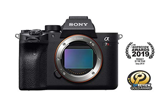 Sony α7R IV Full-frame Mirrorless Camera
