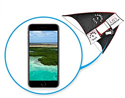 Flexifoil Camera Kite . Adults , Older Kids Beach Summer Trick Kites , Outside Stunt Toys , Sport Games