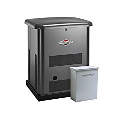 professional Briggs  Stratton 40449 10,000 W Automatic Switching Home Standby Generator System…