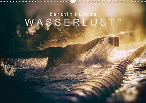 WASSERLUST 2020 (Wandkalender 2020 DIN A3 quer)