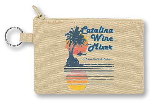 Catalina Wine Mixer Geldbörse mit Reißverschluss