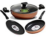 iBELL Non-Stick Cookware Set Combo, FKT2325, 4 Pieces