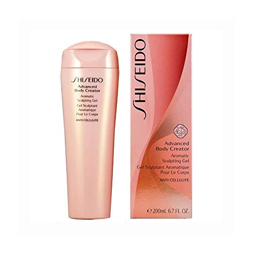 Shiseido Gel Esculpidor Aromático Advanced Body Creator,