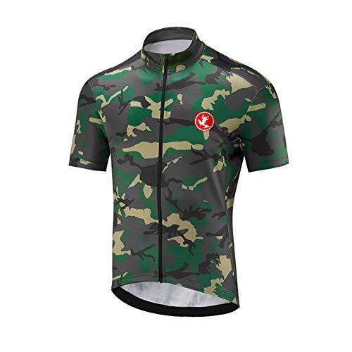 Uglyfrog Ciclismo Jersey, Manica Corta Maglietta, T-Shirt con Maniche Corte Gilet Sportivo Fitness Abbigliamento