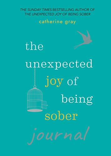 The Unexpected Joy of Being Sober Journal (English Edition)