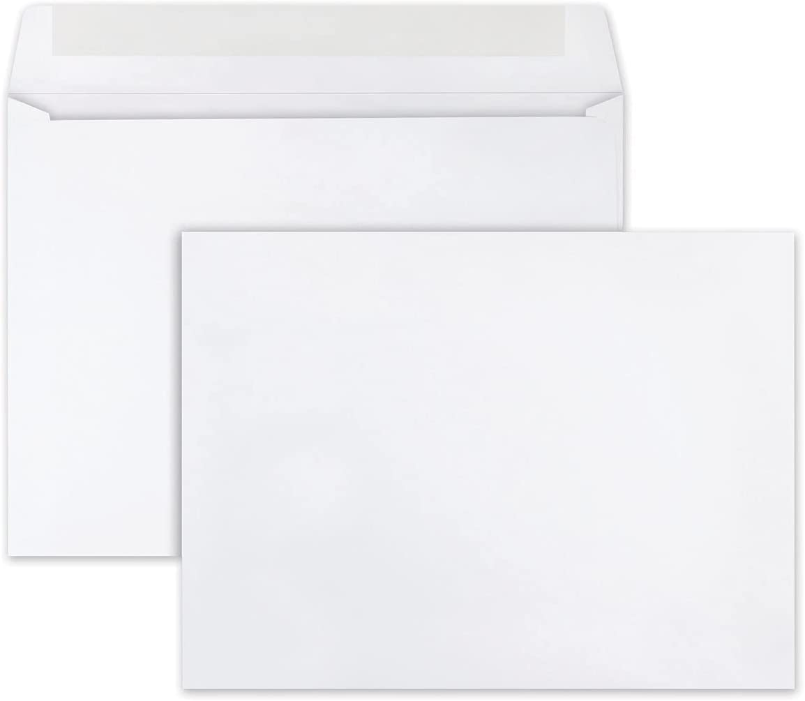 Open Side Booklet Envelope Contemporary 12 Very popular Box x Soldering White 250 9