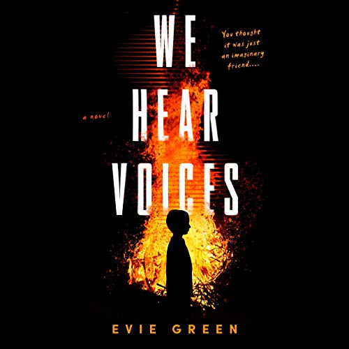 We Hear Voices cover art