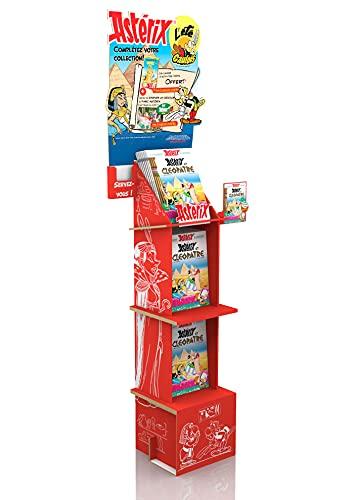 ASTERIX OP juin 21 / box Carrefour 50 ex-Titres Hachette x 2 + 18 primes