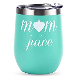 Gifts for the Cozy Homebody on Your List - Hot or cold Mom Juice cup with lid