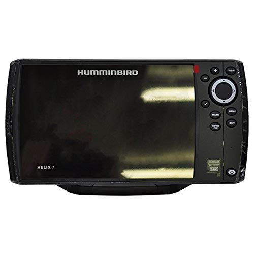 "Humminbird 410340-1 Helix 7 Si G2N, 7"", Black"
