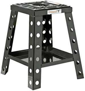 Pit Posse Aluminum Bike Stand (17 inches) (Black)