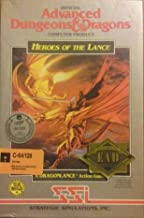 Heroes of the Lance - Commodore 64