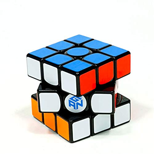 Speed Cube, 356 Air SM 3er Orden Magic Smooth Black Stickerprofessional Puzzle Cubos educativos Juguetes para Adultos