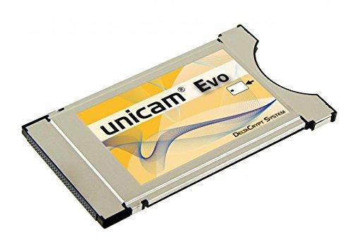 Unicam EVO CI Modul mit DeltaCrypt-Verschlüsselung