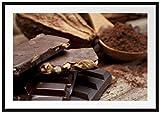 Picati Leckere Schokolade Bilderrahmen mit