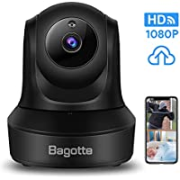 Bagotte 1080P HD Home Wireless IP Security Camera