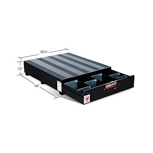 Weather Guard - 338-5 Truck/Van Storage Drwer, 39-5/8in W, Steel