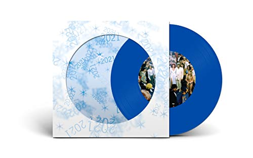 Happy New Year [45T Simple Picture Disc - Tirage Limité]