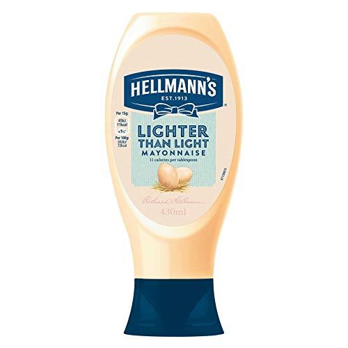 Hellmann's Lighter Than Light Mayonnaise, 430 ml