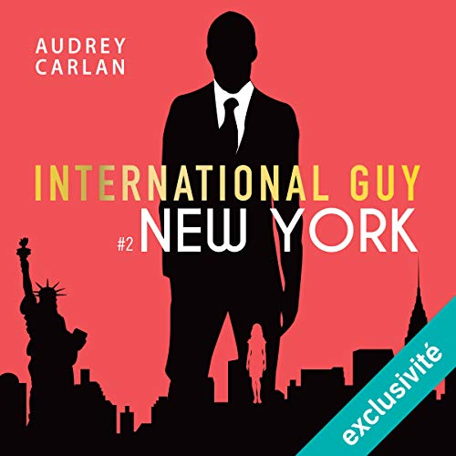 New York [French Version] audiobook cover art