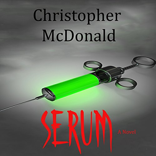 Serum audiobook cover art