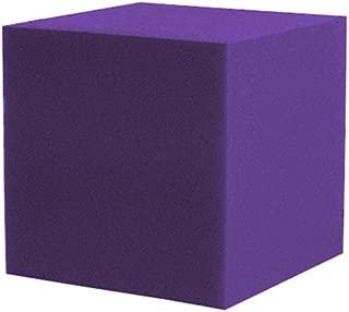 Auralex 12CUBEPUR 12 CornerFill Cube; 2- 12x12x12 Pieces in Purple