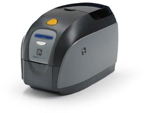 Zebra ZXP1 - Plastikkarten-Drucker (Farbstoffsublimation/Wärmeübertragun, 300 x 300 DPI, 500 Karte/h, 120 Karte/h, 54 x 86 mm, Magnetstreifen (ISO 7811), PVC, PVC Komposition, Smart Card)